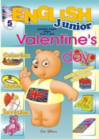 English Junior Valentine\ Day