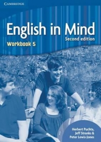 English Mind Workbook with Audio