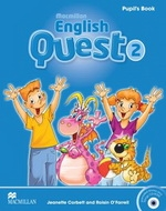 English Quest 2 Pupils Book with CD-ROM