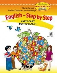 English Step Step Carte caiet