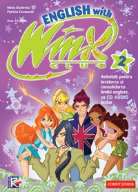 ENGLISH WITH WINX +lantisor glezna