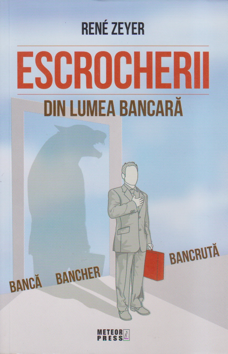Escrocherii din lumea bancara