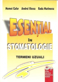 Esential stomatologie Termeni uzuali (Lucrari