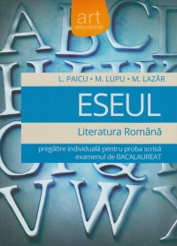 ESEUL Literatura romana Pregatire individuala