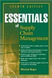 Essentials Supply Chain Management 2nd