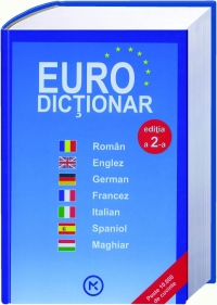 Euro Dictionar Roman Englez German