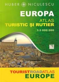 Europa Atlas turistic si rutier 1:3 000 000
