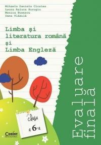 EVALUARE FINALA 2015_CLASA A VI-A. LIMBA SI LITERATURA ROMANA SI LIMBA ENGLEZA