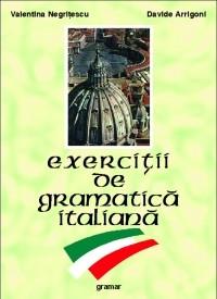 Exercitii de gramatica italiana (si solutiile exercitiilor)