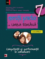 EXERCITII PRACTICE LIMBA ROMANA CONSOLIDARE