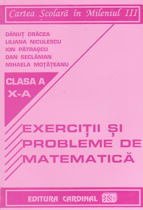 Exercitii probleme matematica Clasa