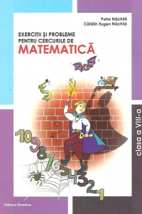 Exercitii probleme pentru cercurile Matematica