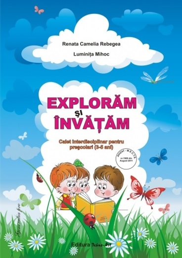EXPLORAM INVATAM Caiet interdisciplinar pentru