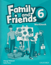 Family and Friends Level Workbook