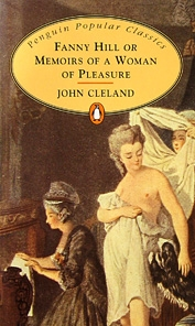 Fanny Hill Memoirs Woman Pleasure