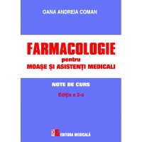 Farmacologie pentru moase asistenti medicali