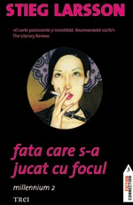 Fata care jucat focul Millennium