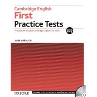 Fce practice tests oxford mark harrison download