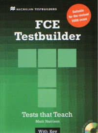 FCE Testbuilder with Key (with