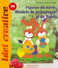 Figurine din hartie Modele primavara