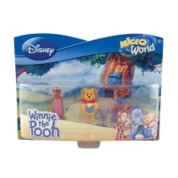 Figurine Disney Micro World Winnie