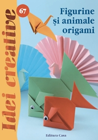 Figurine i animale origami Idei