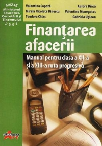 Finantarea afacerii manual pentru clasa