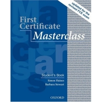 First Certificate Masterclass New Edition