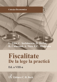 Fiscalitate lege practica Editia