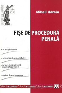 Fise procedura penala