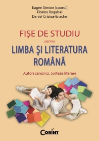 FISE STUDIU PENTRU LIMBA LITERATURA