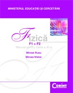 FIZICA F1+F2 MANUAL PENTRU CLASA