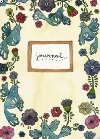 Floribunda A5 Journal