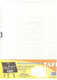 Folie protectie tip 100 bucati/set