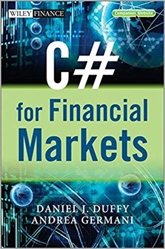 For Financial Markets With CDROM