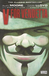 FOR VENDETTA comic book