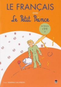 Francais avec Petit Prince vol