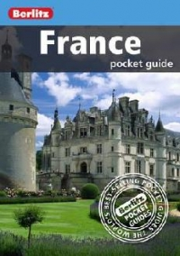 France Berlitz Pocket Guide