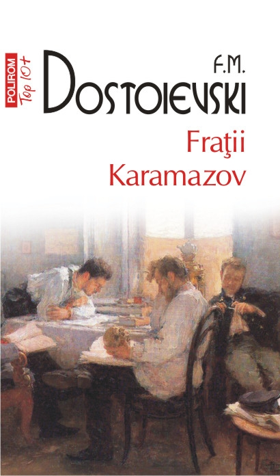 Fratii Karamazov (editia 2011 Top