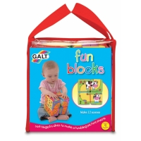 Fun Blocks Cuburi distractive