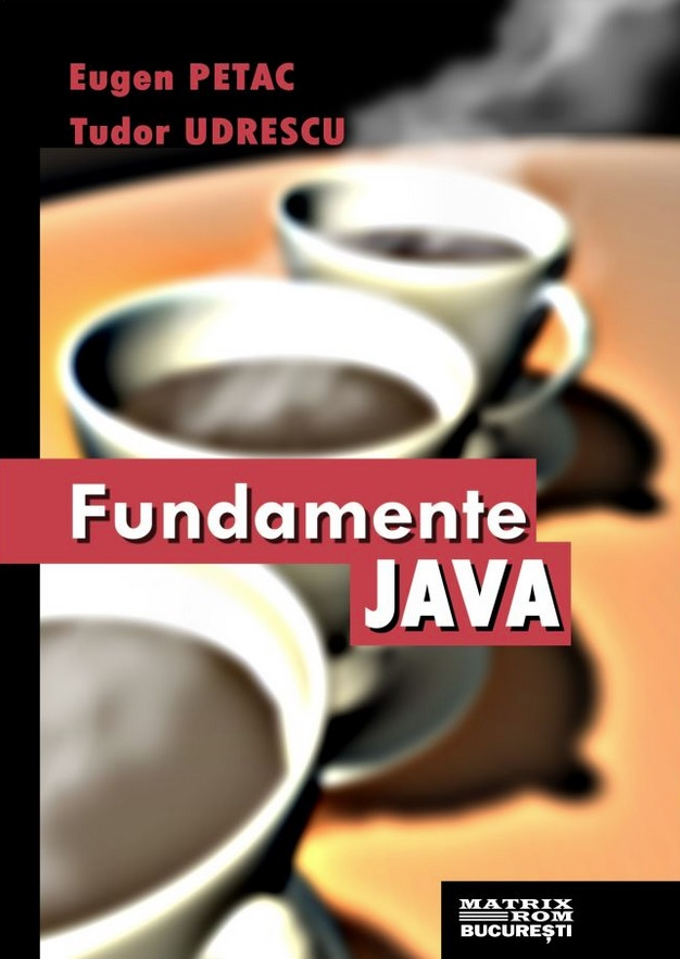 Fundamente JAVA