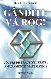 Ganditi rog Jocuri distractive teste