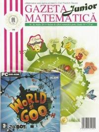 Gazeta Matematica Junior, Nr. 36 (Editia Martie 2014)