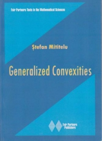 Generalized convexities