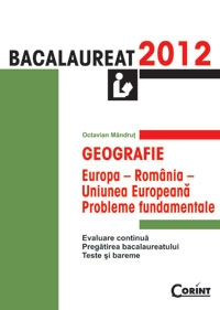 GEOGRAFIE BACALAUREAT 2012
