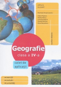 Geografie Clasa Caiet aplicatii
