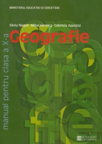 Geografie Manual pentru clasa