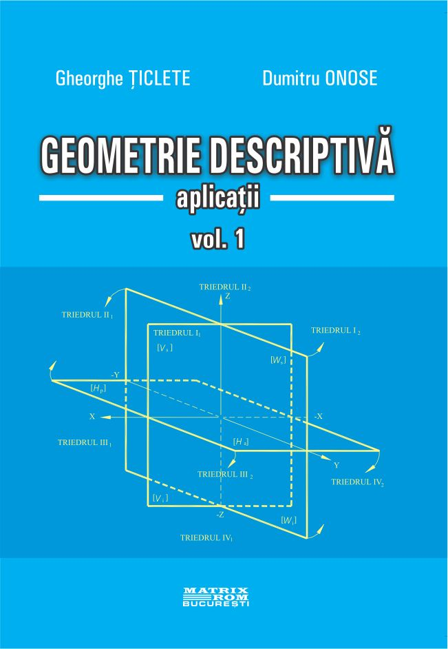 Geometrie descriptiva Aplicatii
