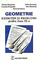 Geometrie exercitii si probleme pentru clasa a IX-a