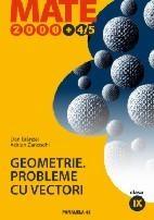 GEOMETRIE. PROBLEME CU VECTORI (clasa a IX-a)